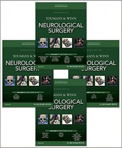 Youmans and Winn Neurological Surgery, 4-Volume Set, 7th Edition
