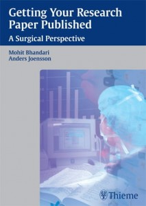 Getting Your Research Paper Published A Surgical Perspective