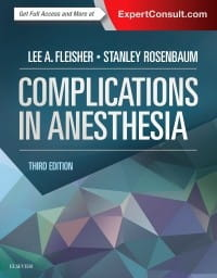 Complications in Anesthesia, 3rd Edition