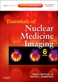 Essentials of Nuclear Medicine Imaging: Expert Consult - Online and Print, 6e