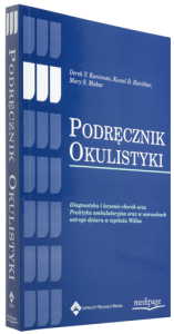 Podręcznik okulistyki (The Wills Eye manual) Kunimoto