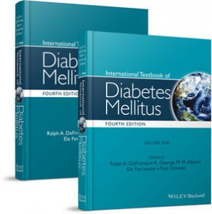 International Textbook of Diabetes Mellitus, 2 Volume Set, 4th Edition