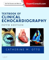 Textbook of Clinical Echocardiography: Expert Consult - Online and Print, 5e