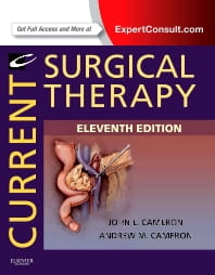 Current Surgical Therapy, 11e