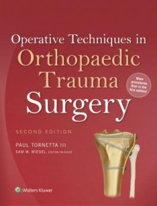 Operative Techniques in Orthopaedic Trauma Surgery, 2e
