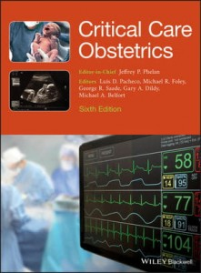 Critical Care Obstetrics, 6th Edition