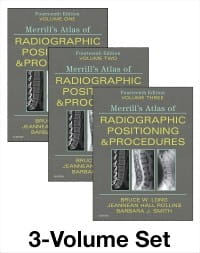 Merrill's Atlas of Radiographic Positioning and Procedures - 3-Volume Set, 14th Edition