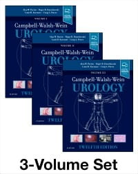 Campbell Walsh Wein Urology, 12th Edition, 3 Vol. Set