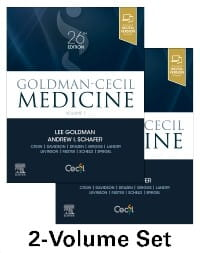 Goldman-Cecil Medicine, 2-Volume Set, 26th Edition