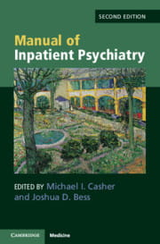 Manual of Inpatient Psychiatry 2nd Edition