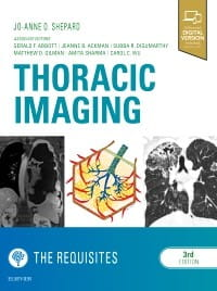 Thoracic Imaging The Requisites, 3rd Edition