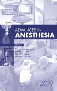 Advances in Anesthesia, 2019, 1st Edition