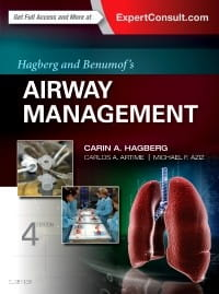 Hagberg and Benumof's Airway Management, 4th Edition