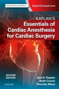 Kaplan's Essentials of Cardiac Anesthesia, 2nd Edition