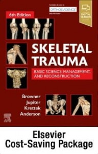 Skeletal Trauma (2-Volume) and Green's Skeletal Trauma in Children Package, 6th Edition