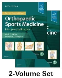 DeLee, Drez and Miller's Orthopaedic Sports Medicine, 5th Edition 2-Volume Set