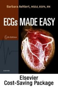 ECGs Made Easy - Book and Pocket Reference Package, 6th Edition