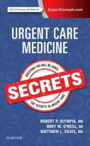 Urgent Care Medicine Secrets, 1st Edition