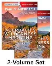 Auerbach's Wilderness Medicine, 2-Volume Set, 7th Edition