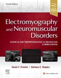 Electromyography and Neuromuscular Disorders, 4th Edition Clinical-Electrophysiologic-Ultrasound Correlations