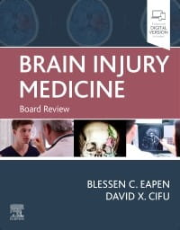 Brain Injury Medicine, 1st Edition Board Review