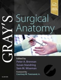Gray's Surgical Anatomy, 1st Edition