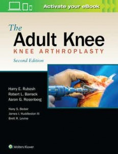 The Adult Knee Second edition