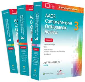 AAOS Comprehensive Orthopaedic Review 3 Third edition