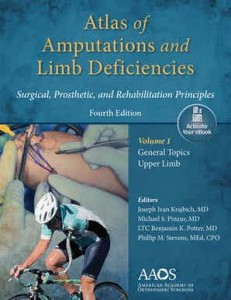 Atlas of Amputations & Limb Deficiencies, 4th edition: Print + Ebook with Multimedia