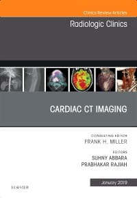 Cardiac CT Imaging, An Issue of Radiologic Clinics of North America, 1st Edition