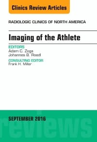 Imaging of the Athlete, An Issue of Radiologic Clinics of North America, 1st Edition