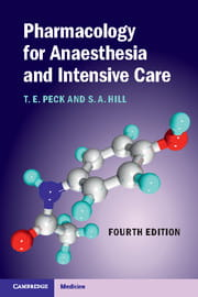 Pharmacology for Anaesthesia and Intensive Care 4th Edition