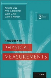 Handbook of Physical Measurements 3rd Edition