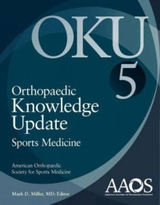 Orthopaedic Knowledge Update: Sports Medicine 5 Fifth Edition