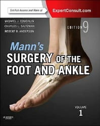 Mann's Surgery of the Foot and Ankle, 2-Volume Set, 9e