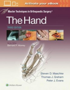 Master Techniques in Orthopaedic Surgery: The Hand, 3e