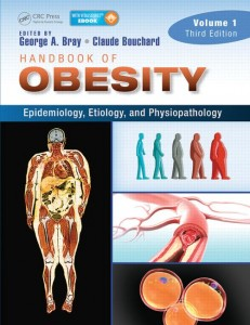 Handbook of Obesity -- Volume 1: Epidemiology, Etiology, and Physiopathology, Third Edition
