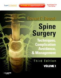 Spine Surgery, 2-Volume Set: Techniques, Complication Avoidance and Management, 3e