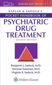 Kaplan & Sadock's Pocket Handbook of Psychiatric Drug Treatment, 7e