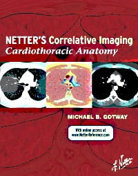 Netter's Correlative Imaging: Cardiothoracic Anatomy, 1st Edition