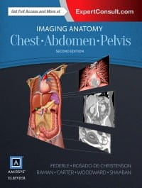 Imaging Anatomy: Chest, Abdomen, Pelvis, 2nd Edition