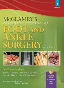 McGlamry's Comprehensive Textbook of Foot and Ankle Surgery, Fourth Edition, 2-Volume Set, 4e